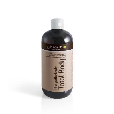 COMPLEMENTARI CORPO 1830 olio polivalente total body ethicalbio cosmetici professionali
