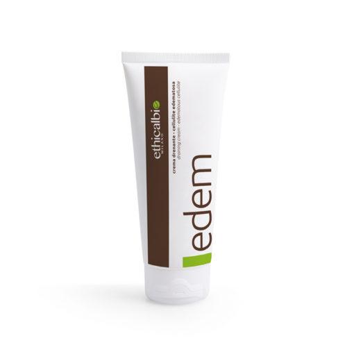 EDEM 100 crema specifica cellulite edematosa drenante ethicalbeauty cosmetici professionali new