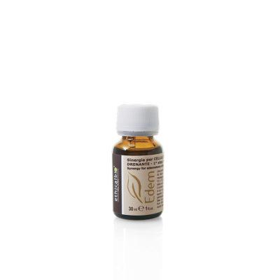 EDEM 101 sinergia per cellulite edematosa drenante ethicalbeauty prodotti naturali