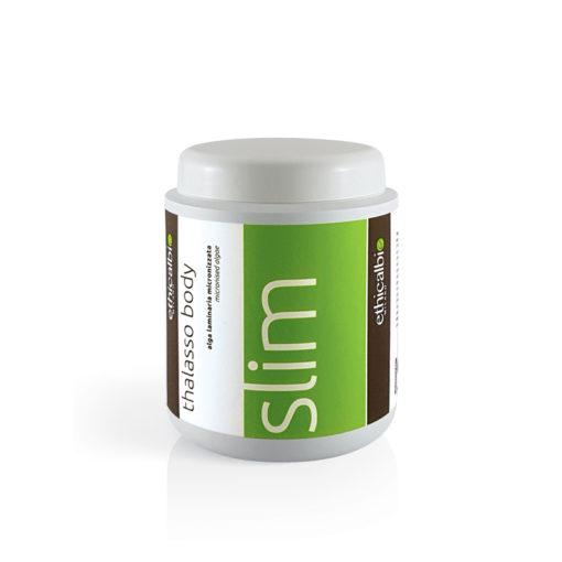 SLIM 203 thalasso body edem alga laminaria-micronizzata ethicalbio new