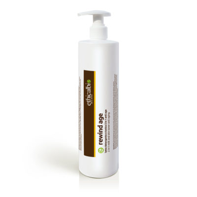 Rewind Age 23000 Latte detergente e tonico due in uno anti age 500 ml