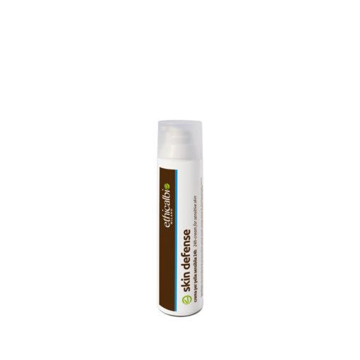 Skin Defense 20102 Crema per pelle sensibile e couperosica 24h 100 ml ethicalbio