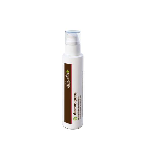 dermo pure 2200 Gel detergente tonico due in uno per pelle impura 200 ml