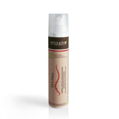 ART FLEX 450 crema lenitiva per massaggio decontratturante ethicalbeauty