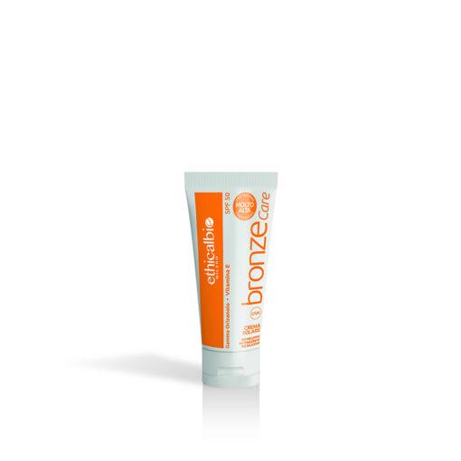 Ethicalbeauty crema solare-7013 MOLTO ALTA protezione