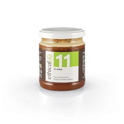 tisana miele te verde 11